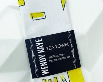 Waterloo Sunset - Tea Towel