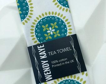 Ivy's Orchard - Tea Towel