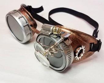 67c0273c619 Steampunk goggles