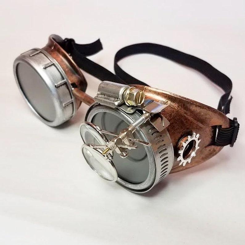 7015736d78 Steam Punk Goggles Steampunk Goggles Steampunk Goggles