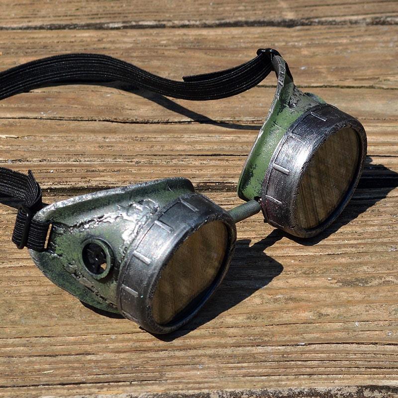 Dystopian Goggles Steampunk Goggles Steampunk Goggles | Etsy