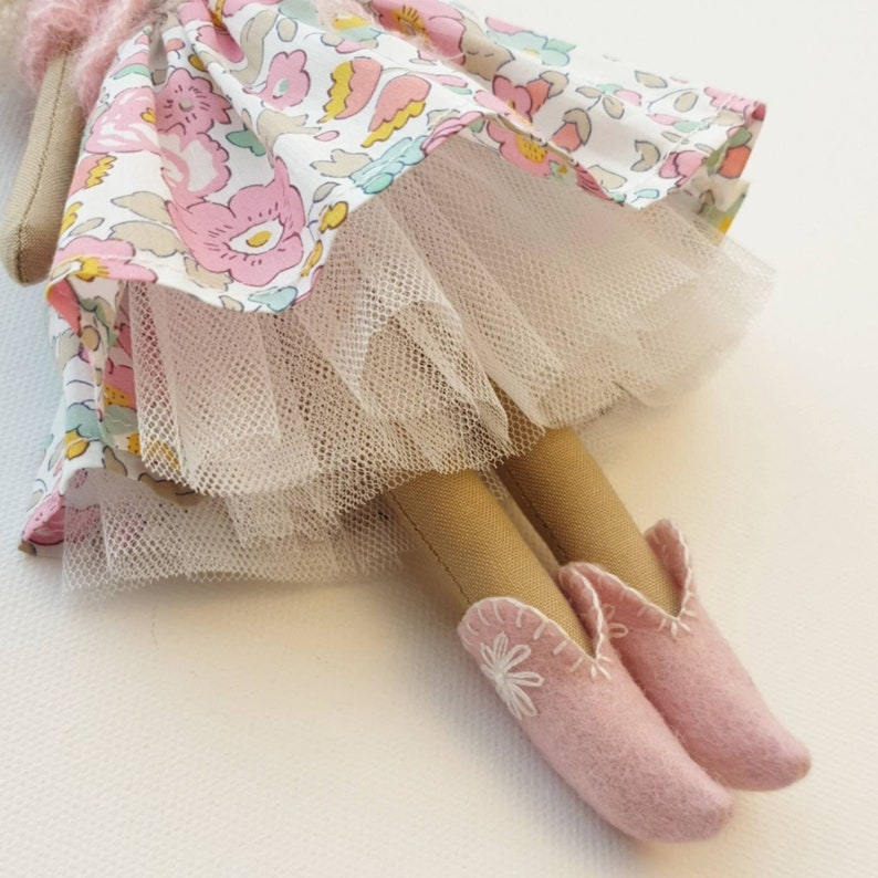 Fawn Doll Pattern and Tutorial Doll Pattern