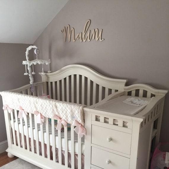 Kindergarten Namensschild Für Baby Schlafzimmer Wand Dekor | Etsy