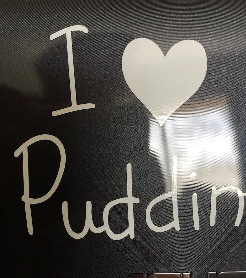 d64d89db951c Harley Quinn I Heart Puddin Joker Suicide Squad Love
