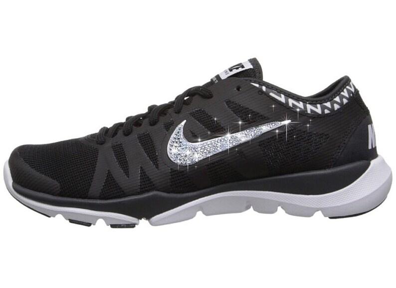 0ac2b0ec586b Nike Flex Supreme TR3 Swarovski Bling Shoe