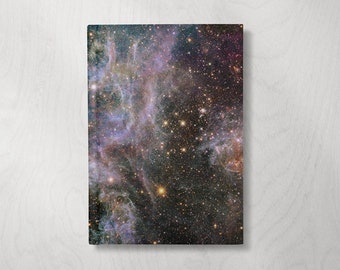 Space Journal | Space Notebook | Hardcover Journal | Hardcover Notebook | Astronomy Gifts Galaxy | Lined Notebook | Lined pages