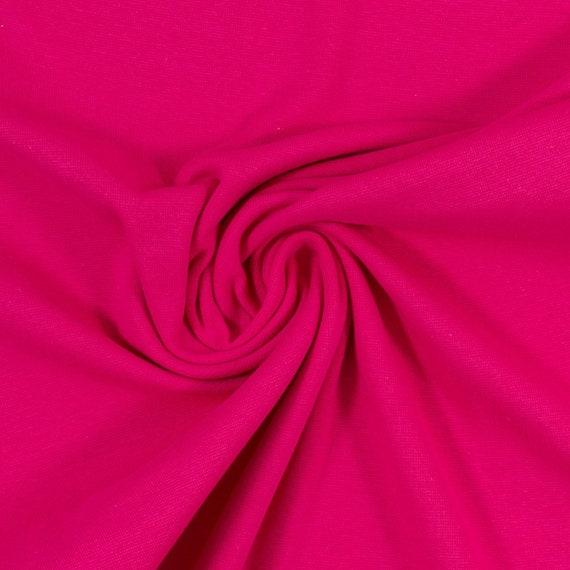 Cuff pink, 100 cm wide, 0,25m  per piece