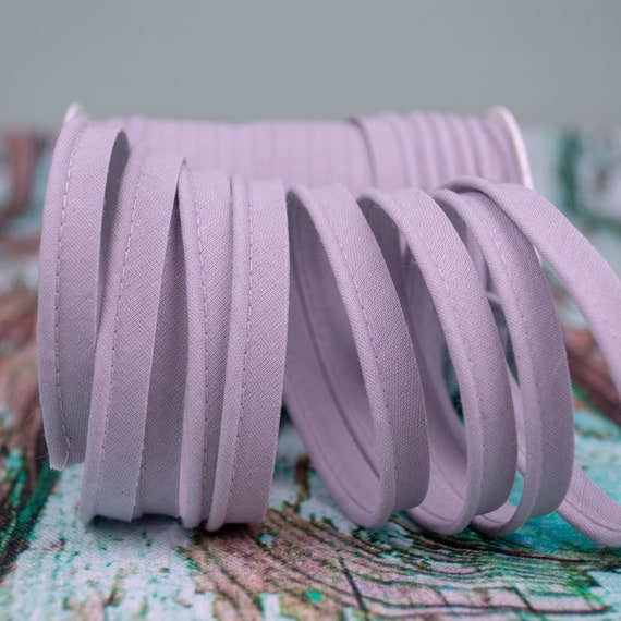 Piping stripe lilac, 1,09 yards / 1 meter per piece