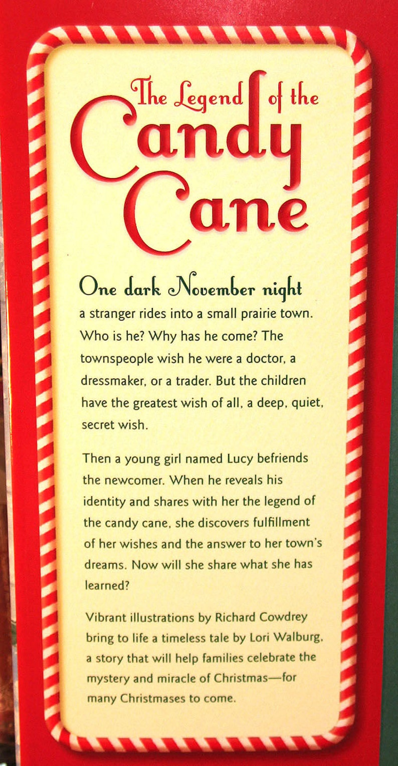 One Night of Candy Cane Dreams