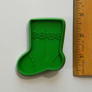 Vintage LOEW/'S JERRY Cartoon Mouse Cookie Cutter 1956 4 716 MGM Green Milky Plastic Hanna-Barbera Tom