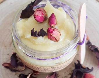 Hibiscus Rose Whipped Body Butter