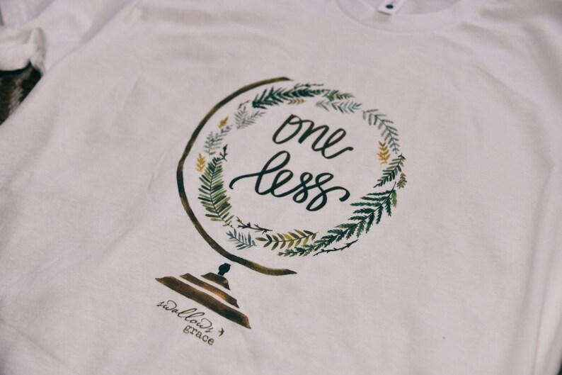 56bab851 ONE LESS KIDS Adoption Fundraiser Jersey T-Shirt Unisex   Etsy
