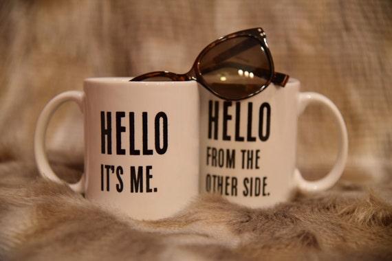 Bonjour Adele Une Tasse De Café