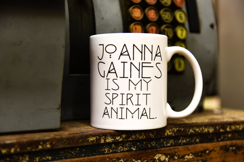 Original JOANNA GAINES Spirit Animal Coffee Mug  As seen on image 0