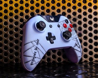 Custom Xbox One S Controller Money Bullet Buttons Shotgun | Etsy