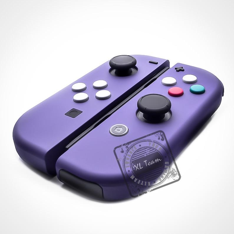 f5cf07b7d433 Custom Nintendo Gamecube Themed Nintendo Switch Joy-Con JoyCon