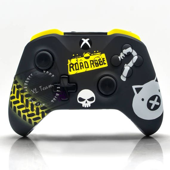 Custom Xbox One S Controller Overwatch Roadhog
