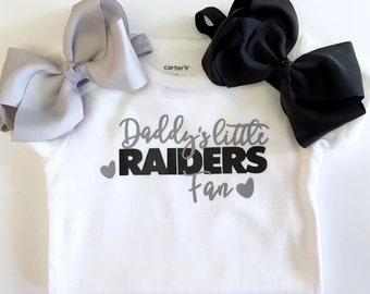 Daddy's little Raiders, Raiders Fan, Football shirt