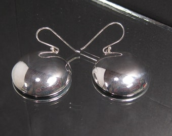 Vintage Sterling Silver Dangle and Drop Earrings