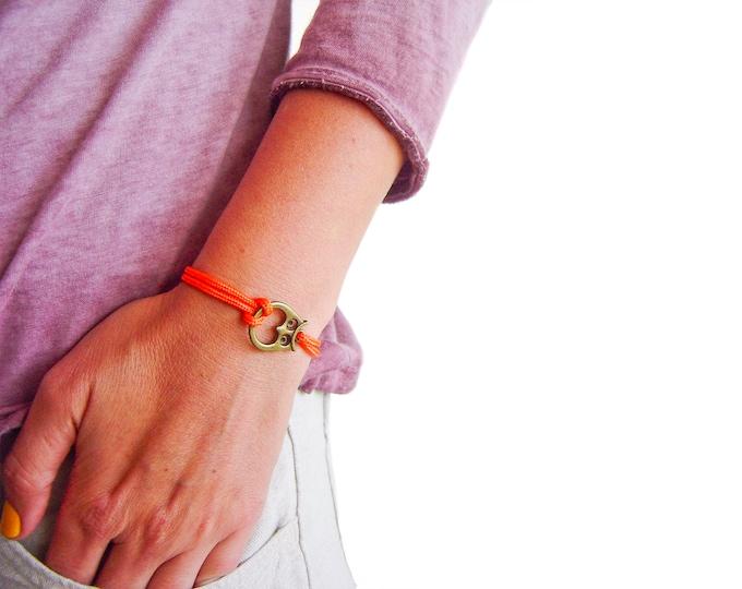 Adjustable Bracelet, Military Bracelet, Gifts For Him, Cool Bracelet