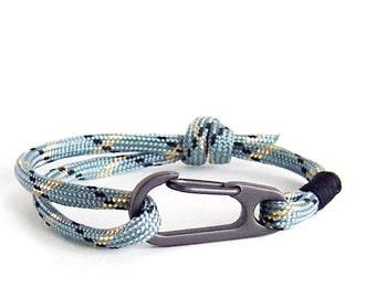 Bracelet Men. Mens Rope Bracelet, Mens Jewelry, Zodiac Jewelry, 4 mm
