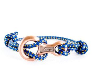 Infinity Bracelet Men, Rock Climbing Jewelry, Men Bracelete, Paracord Bracelet Unisex