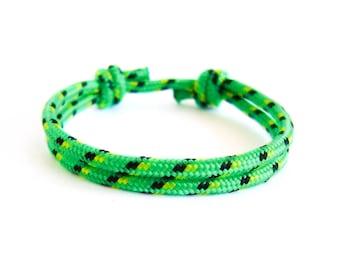 Rope Bracelet Paracord Bracelet. Rope Paracord Survival Bracelet. Single Men's And Women's Wrap Jewelry Men. 3 mm