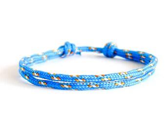 Gift For Men Mens Bracelet. Cord Bracelet For Men. Best Gift For Men. 2 mm