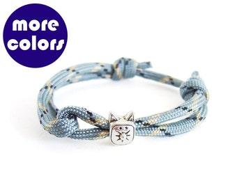Pet Lover Gifts, Pet Bracelet, Cat Bracelet, Animal Bracelet, Cat Jewellery. 4 mm