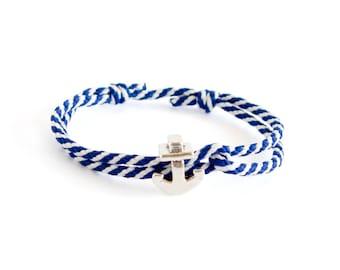Anchor Bracelet For Guys, Anchor Bracelet Mens And Womens Anchor Bracelet Jewelry. 2 mm