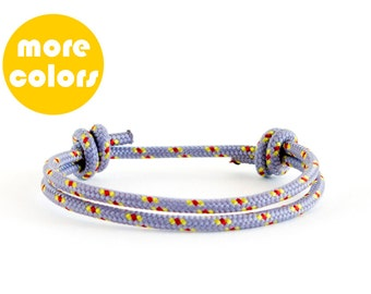 Mens Bracelet, Mens Infinity Bracelet, Gift For Men, Father Son Matching. 3 mm