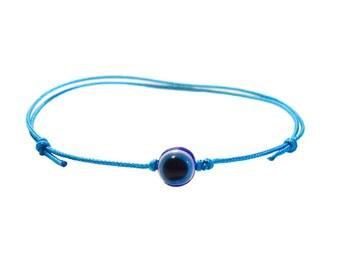 Minimal Bracelet Mens, Minimal Friendship Bracelet, Minimal Jewelry Bracelet With Knots. Mens Bijoux Of Thread. Rope Jewellery