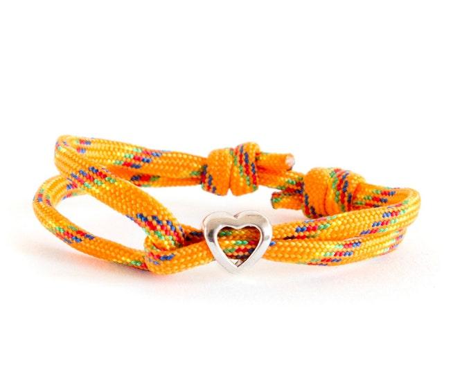 Jewellery Bracelets, Men Jewelry Bracelets, Love You More Bracelet, Heart Link Bracelet. 4 mm