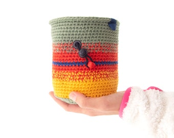 Chalk Bag for Climbing. Rock Climbing Chalk Bag Handmade M Size