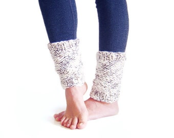 Yoga Socks Leg Warmers Woman, Yoga Socks Crochet, Yoga Gifts,  During Dance, Gym. Leg Warmers Wool for Dancers