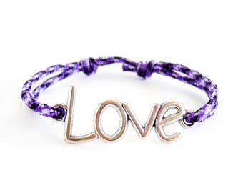 Love Gifts For Him. Cute Love Gifts For Him. Just Because I Love You Gifts for Him. Men's Bracelet. 2 mm