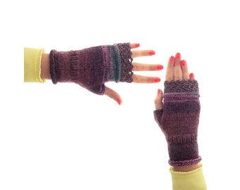 Gloves & Mittens Drive, Best Winter Fingerless Ladies Mitts for Adults