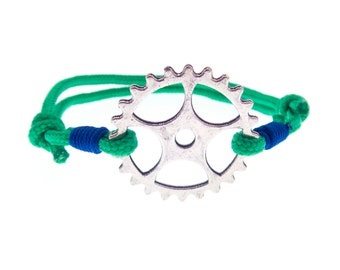 Bicycle Bracelet Men