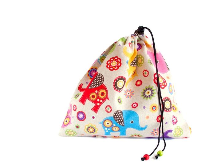 Rock Climbing Shoe Bag. Bag for Climbing Shoe. Climbing Gear Bag. Bag for Harness. Eco Friendly Bag.