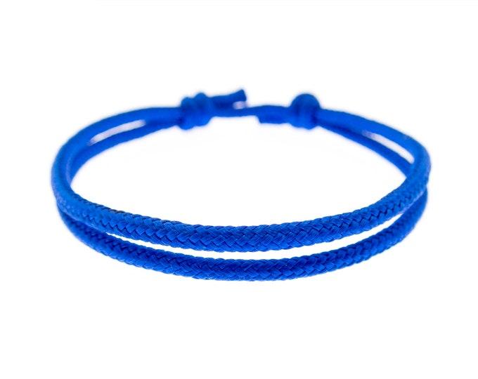 Bracelet Couple Long Distance. Mens Bracelet Couple Distance Couple Bracelet for Him Luxury Fashion Rope Gift . 2 mm