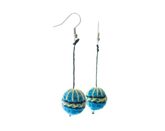 Statement Jewelry for Women, Statement Jewelry Fantasy, Statement Jewelry Earrings Affordable Everyday Fashion Handmade Earrings Lightweight