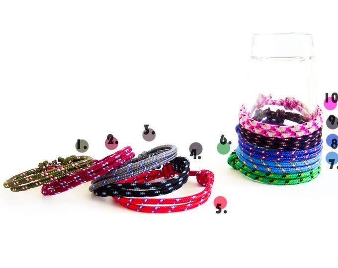 Rope Bracelet 3mm