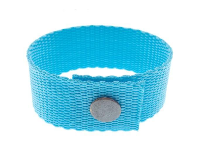 Mens Cuff Bracelet Fashion, Large Personalized Rustic Wrist Jewelry, Unisex. 25 mm
