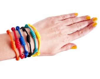 Cord Bracelet, Bracelet Paracord, Sailing Bracelet, Paracord Bracelet. 3 mm