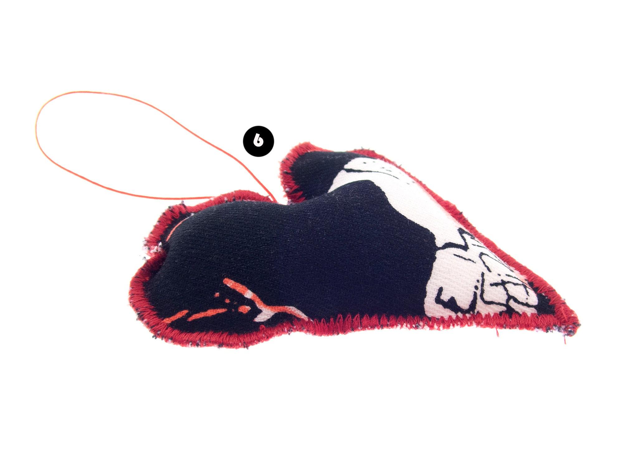 Cute Valentines Gift For Boyfriend Abroad Cute Gift For Boyfriend Valentines Day Black Red Stuffed Heart