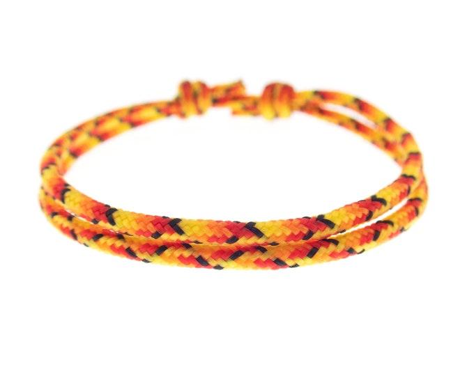 Bracelet for Couples, Cute Long Distance Bracelet Designs, Funny Infinity Jewelry, 2 mm