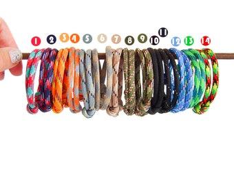 Bestfriend Bracelets, Best Friend Long Distance, Friendship Bracelet. Unisex. 4 mm