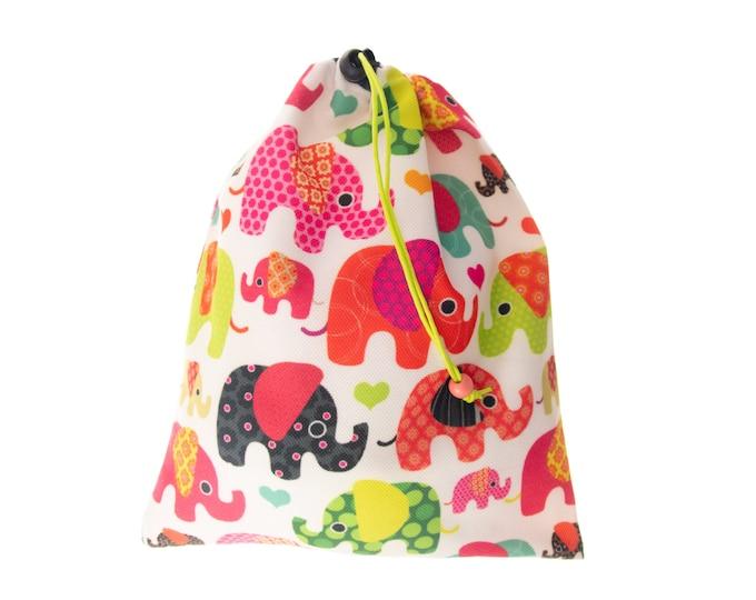 Yoga Bag, Yoga Drawstring Bag, Yoga Equipment Bag, Sports Gym Gift, Hippie Organizer for Kids, Quick Drawstring Purse H32/W26 cm