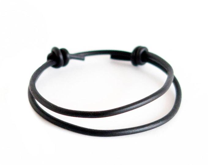 Rubber Bracelets For Adults Inspirational, Black Rubber Bracelets For Adults Sports, Motivational Favor Bands For Women, Men, Boys. 2 mm