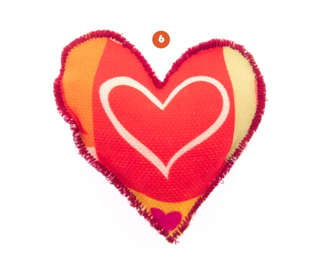 Valentines Heart Decoration, Valentines Heart Decor, Valentines Heart Ornament,  Red Heart Gift Idea